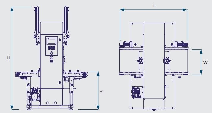 MME - Maquinaria y Materiales de Embalaje - Envolvedora Wrappy S4