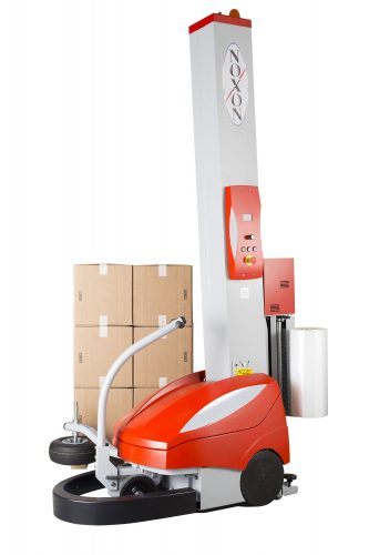 MME - Maquinaria y Materiales de Embalaje - Envolvedora robot mas 202