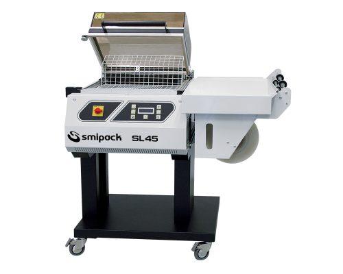 MME - Maquinaria y Materiales de Embalaje - Retractiladora SL45