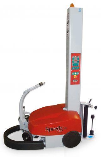 MME - Maquinaria y Materiales de Embalaje - Envolvedora robot speedy mas