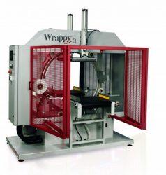 MME - Maquinaria y Materiales de Embalaje - Envolvedora Wrappy A4