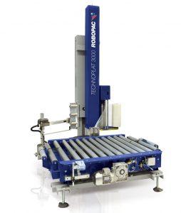 MME - Maquinaria y Materiales de Embalaje - Envolvedora technoplat 3000