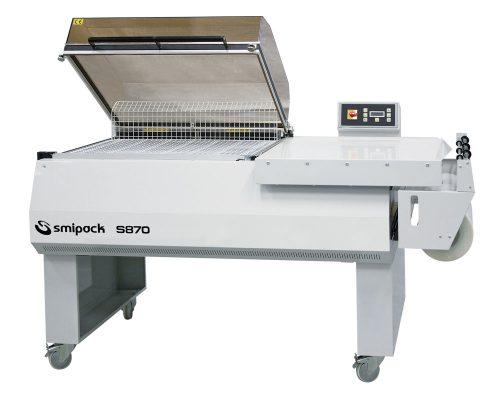 MME - Maquinaria y Materiales de Embalaje - Retractiladora S870