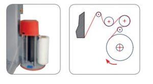 MME - Maquinaria y Materiales de Embalaje - Envolvedora noxon freesby 12