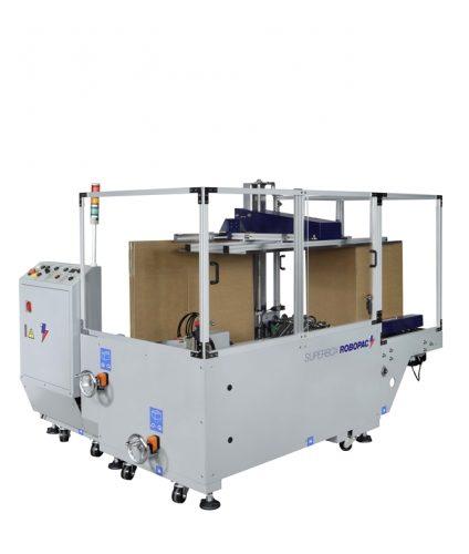 MME - Maquinaria y Materiales de Embalaje -FORMADORA DE CAJAS SUPERBOX