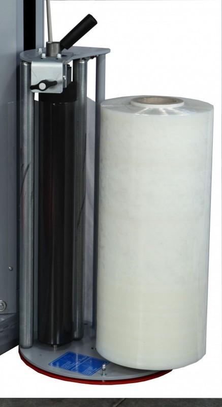 MME - Maquinaria y Materiales de Embalaje - Envolvedora noxon freesby T 102
