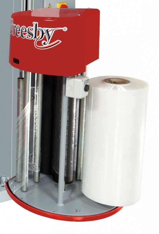 MME - Maquinaria y Materiales de Embalaje - Envolvedora noxon freesby T 12