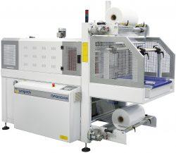 MME - Maquinaria y Materiales de Embalaje -Enfajadora semiautomática-bp800AS