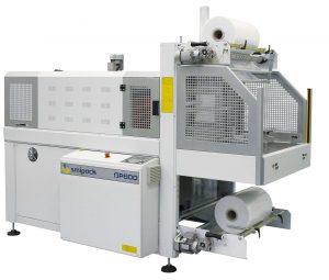 MME - Maquinaria y Materiales de Embalaje -Enfajadora semiautomática-bp800