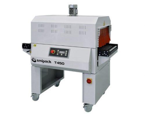 MME - Maquinaria y Materiales de Embalaje -tunel de termorretraccion 450
