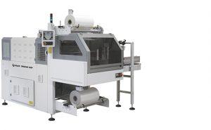 MME - Maquinaria y Materiales de Embalaje -Enfajadora semiautomática-bp800AR 350P