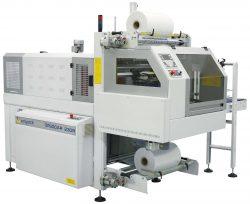 MME - Maquinaria y Materiales de Embalaje -Enfajadora semiautomática-bp800AR 230R